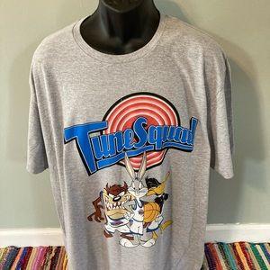 NEW Toon Squad Space Jam Basketball Shirt XXL